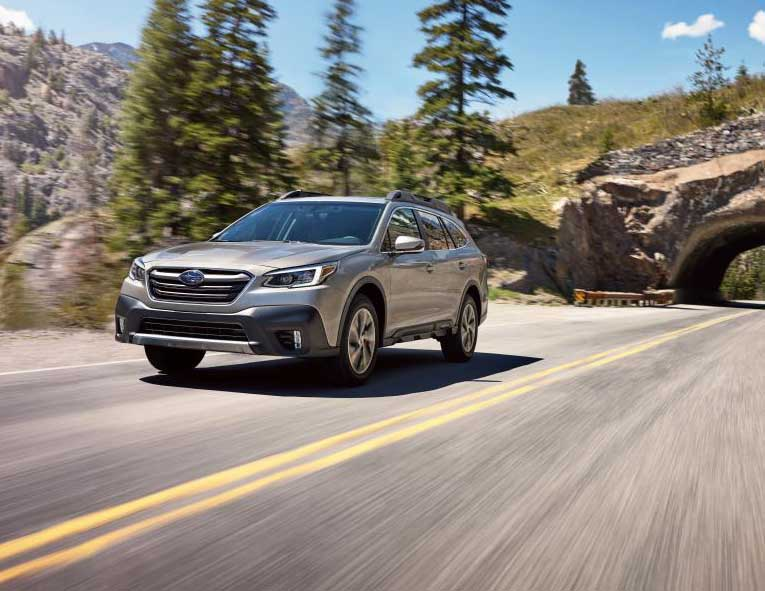 Subaru Outback 2020 Review by Wolfe Langley Subaru